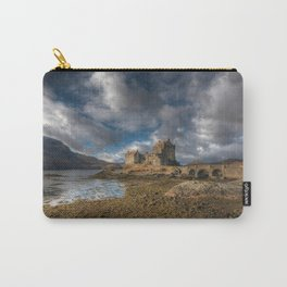 Eilean Donan Castle in Highlands of Scotland Carry-All Pouch