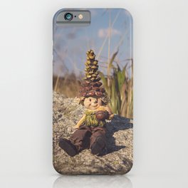 Wood Elf iPhone Case