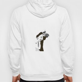 kissing the war goodbye 1945 Hoody