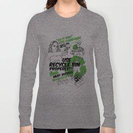 Eco Campaign Long Sleeve T-shirt