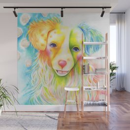 Patch Wall Mural