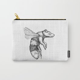Bumblebear Carry-All Pouch