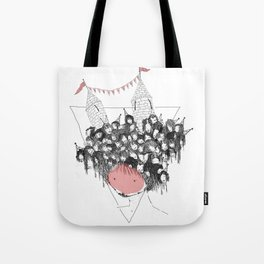 JACK the GIANT Tote Bag