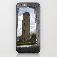 Tower Through The Rain  iPhone 6s Slim Case