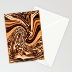 Copper Twist Stationery Cards