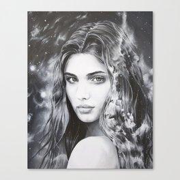 Celestial Anaitisa Canvas Print