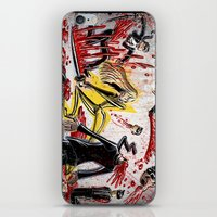 kill bill iPhone & iPod Skins featuring Kill Bill by Joe Badon