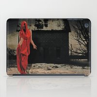 welcome iPad Cases featuring Welcome by Galen Valle