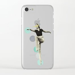 The Rules of Dance I Clear iPhone Case