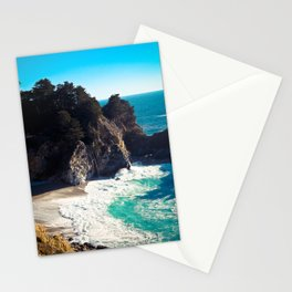 McWay Falls, California Stationery Cards