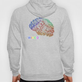 WIRED! (NO ACKGROUND) Hoody