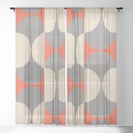 Capsule Farmhouse Sheer Curtain