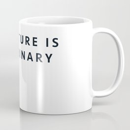 The Future Is Non-Binary Coffee Mug