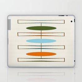 Mid-Century Modern Art 1.2 Laptop & iPad Skin