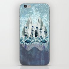 Crystal City iPhone & iPod Skin