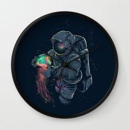 Jellyspace Wall Clock