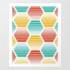 Honey Jive - Summerlicious Art Print