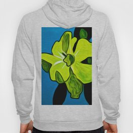 Yellow Flower in Melbourne Florida Hoody