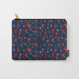 Red tulips Carry-All Pouch