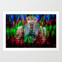 Asgard's Jack of All Trades Art Print