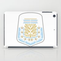 argentina iPad Cases featuring Argentina Crest by George Williams