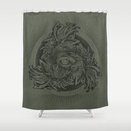 Storm of Swords Shower Curtain