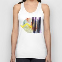 attack on titan Tank Tops featuring Titan. by Crazy&CoolDesigns