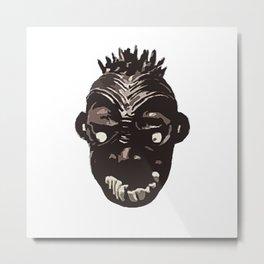 Hanuman Metal Print