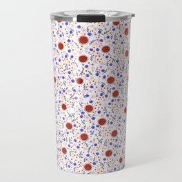 Ditsy flowers Travel Mug