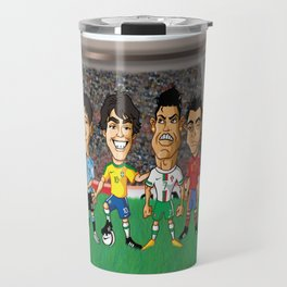 Football Stars Travel Mug