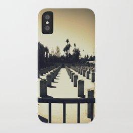 Koutoubia in Marrakesh iPhone Case
