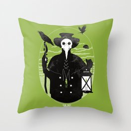 1656 Throw Pillow