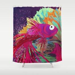 Pisces #3 Shower Curtain