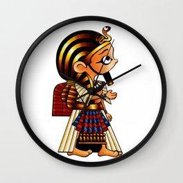 Merneptah Wall Clock