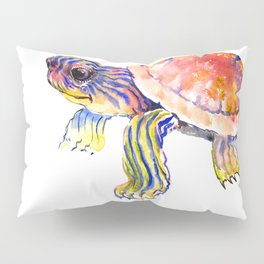 Nursery Turtle Pillow Sham