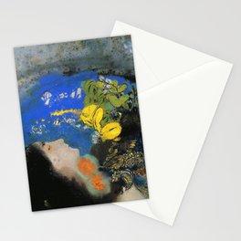 Odilon Redon Ophelia 1900-1905 Stationery Cards