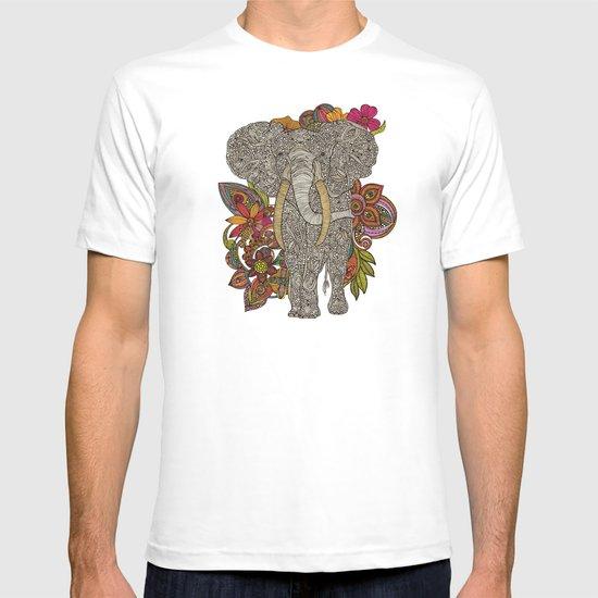 Walking in paradise T-shirt