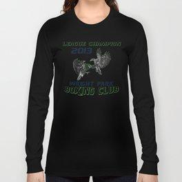 Wright Park Boxing Club Champ Long Sleeve T-shirt