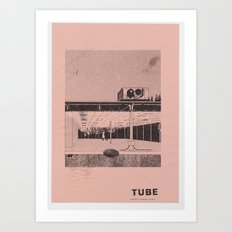 Interbuild XI Art Print