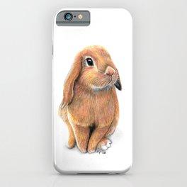 Little Bunny 1 iPhone Case