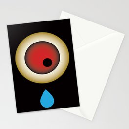 Eye Of The Sparrow Stationery Cards