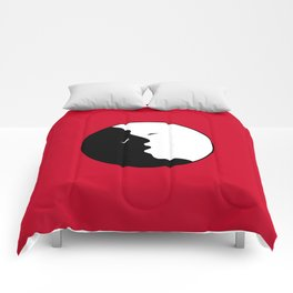 Yin and Yang Comforters