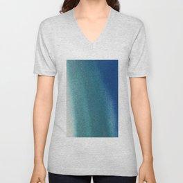 Ombre Flow Art Unisex V-Neck