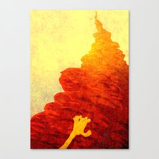 the forever climb Canvas Print
