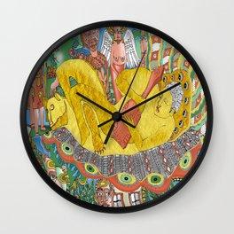 little musican  Wall Clock