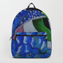 The sea needs glasses Backpack