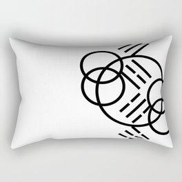 3-4-5-6_001_bw Rectangular Pillow