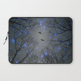 The Sight of the Stars Makes Me Dream Laptop Sleeve