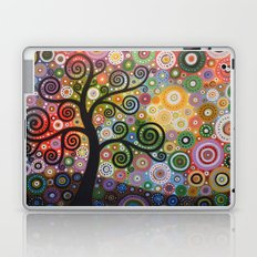 Tree of Wishes Laptop & iPad Skin