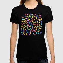 Rainbow rocks T-shirt